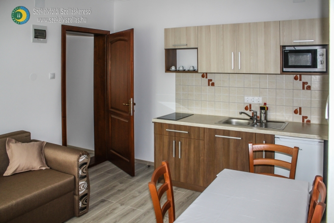 5 fős apartman