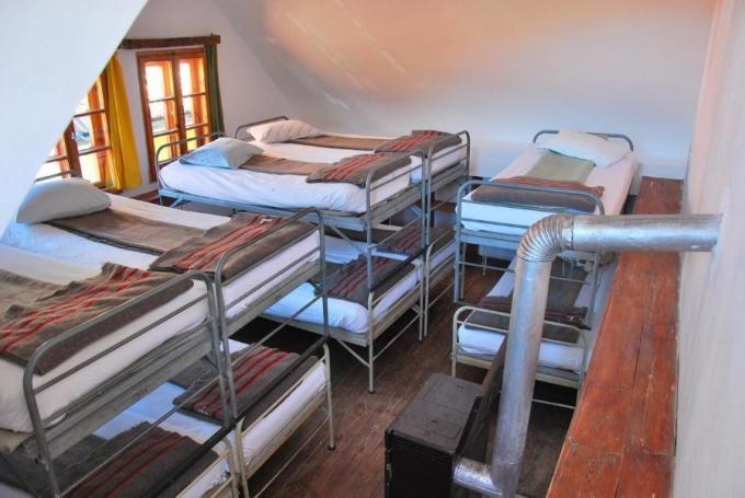 10 ágyas szoba (emeletes)