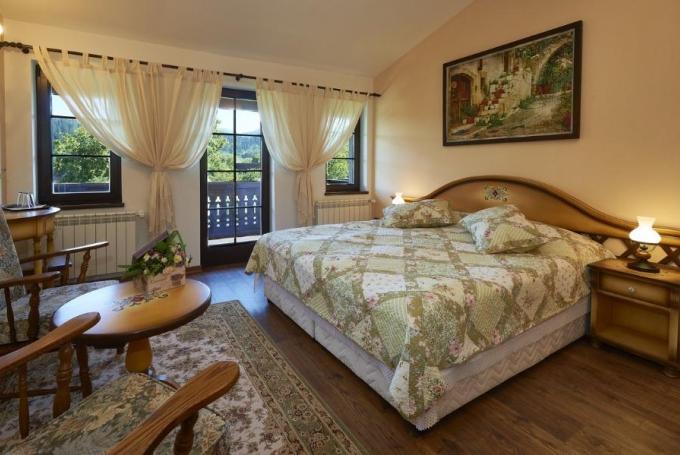 Franciaágyas szoba 5*
