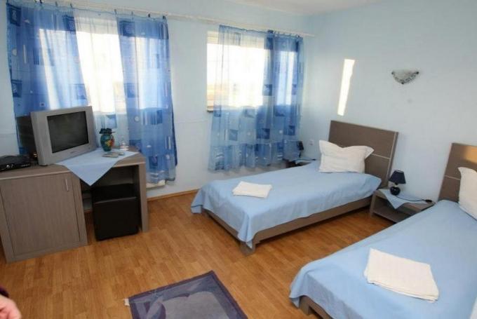 Négyágyas szoba (pótágyazható)