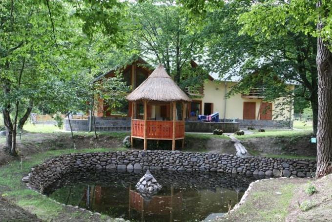 Cabana de vanatoare Borbála