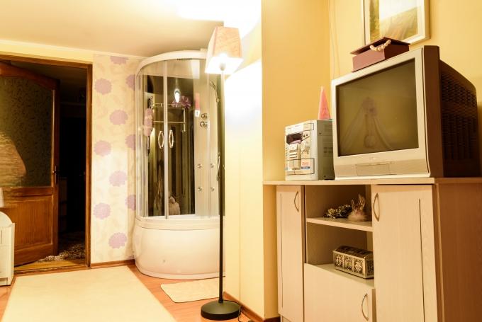Négyfős (2 dupla ágy) szoba