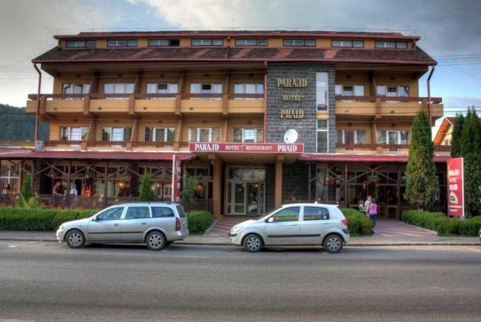 Hotel Parajd