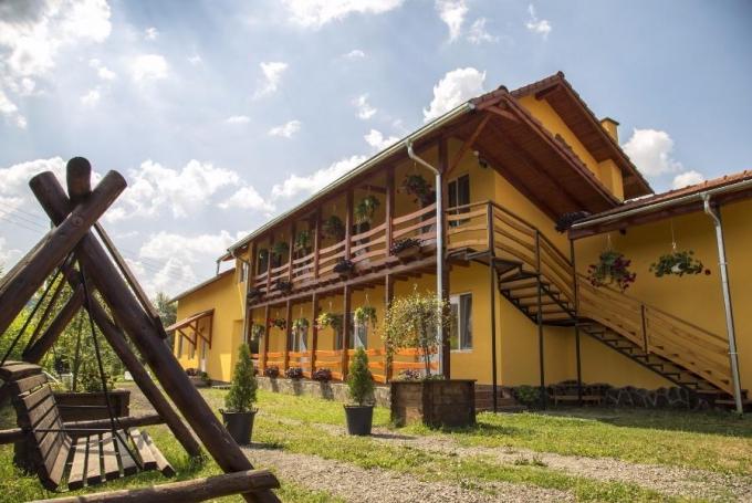 Casa de oaspeți Ildikó